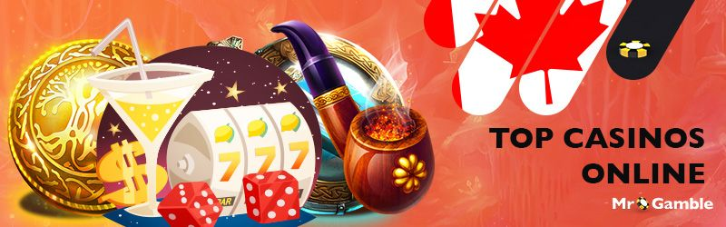 All the top online casinos Canada listed. Find the casinos with the biggest bonuses or your favorite game, set your own filters to find the best one!