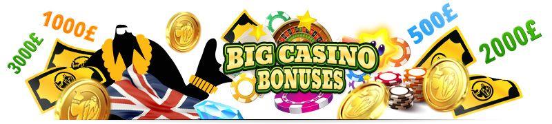 biggest casino bonuses, get high roller bonus