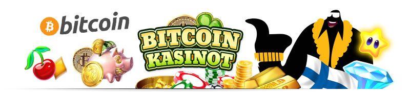 Bitcoin kryptovaluutan hyväksyvä kasino tarjoaa myös parhaat bonukset pelaajan käyttöön jolloin kuka tahansa voi pelaa bitcoineilla netissä
