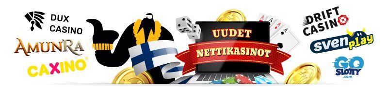 Uusia nettikasinoita listattuna - verovapaat, mga, pikakasinot