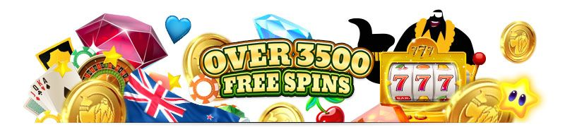 free spins New Zealand play without deposit