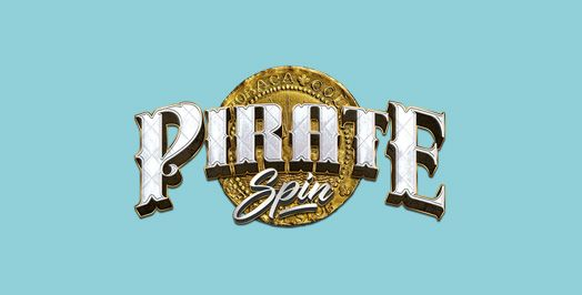 Pirate Spin-logo