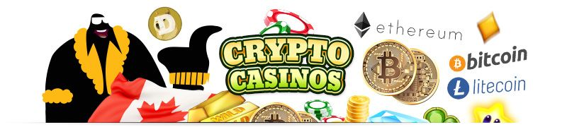 Crypto Casinos Canada