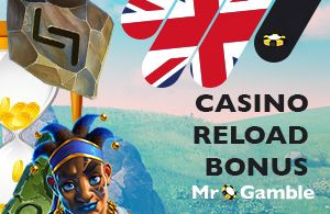 Casinos have so many great bonuses for enthusiastic players, and one of them is Casino Reload Bonus. Learn all about them and find the best Reload Bonus!