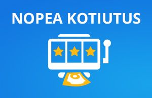 Nettikasinot ilman rekisteröitymistä tarjoavat nopeat kotiutukset ja voitot saa suomalaiselle pankkitilille vain minuuteissa kiitos pankkitunnistautumisen