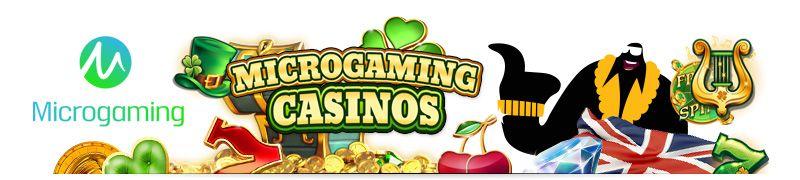 Microgaming Casinos UK
