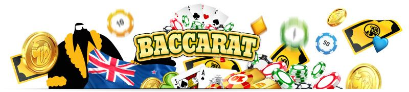 Find 2021's top rated online baccarat casinos for New Zealanders
