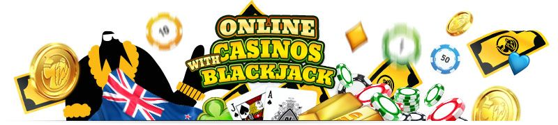 Playing online blackjack is 100% legal in New Zealand at regulated and licensed casinos