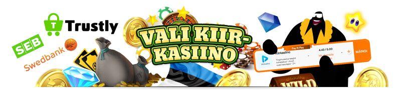 Miks kontovabas kasiinos mängida