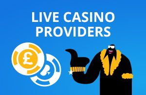 Live Casino Games Suppliers for the UK Market