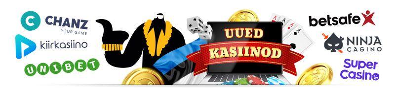 Nagu näha on uusi kasiinosid Eestis
