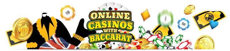 baccarat casinos UK