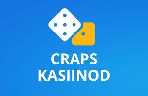 craps kasiinod