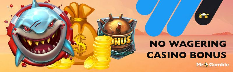 Browse our list of casinos with no wagering bonuses. Discover the best bonus deals that you can use today to boost the games you love to play.