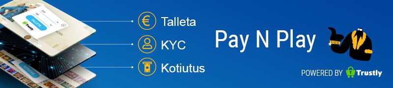Kuinka Trustly Pay N Play talletukset ja kotiutukset toimivat ja miksi kasino ilman rekisteröitymistä ei vaadi KYC dokumentteja suomalaisilta pelaajilta