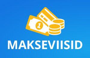 Eesti kasiinode makseviisid