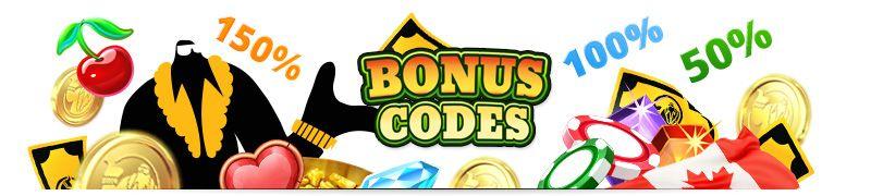 Get big casino bonus canada with bonus code
