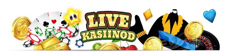 live kasiino online
