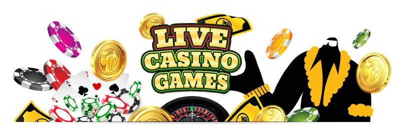 Live casino games are titles with live elements found at land-based casinos. Classic games like blackjack, roulette, and poker with an authentic live experience