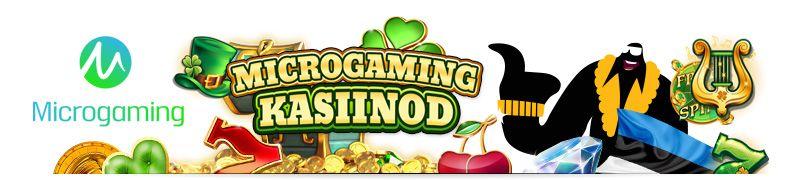 Microgaming on üks maailma suuremaid online-kasiino tarkvara loojaid üldse ning jätnud slotimängude arengusse oma suure jälje