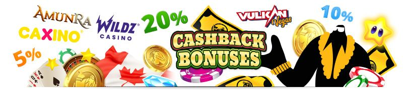 Get money back, best Cashback bonuses