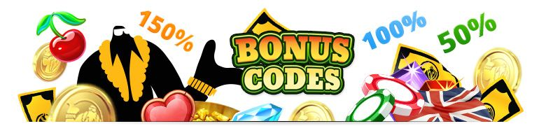 Uk casino bonus codes