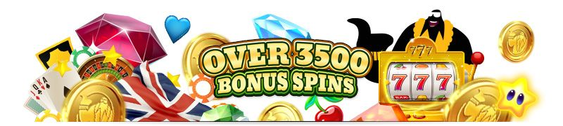 Free spins and bonus spins refer to the same thing. Set your own filters to find the best bonuses, even free spins no deposit and even without wagering.