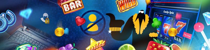 No-Account casinos - Play without registration-banner