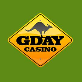 GDay Casino-logo