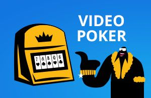 All the best online poker sites serve both beginners and experienced players with games like video poker and live casino poker as free or real money versions.