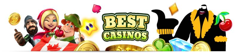 Compare the best online casinos in Canada and find the best match for you. Select the bonus of your choice or get the one with the best Terms & Conditions.