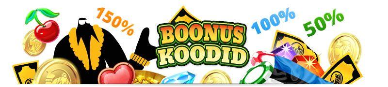 Kasiino boonused, kampaaniad, uudised ja tasuta kasiino mängud