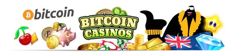Best Bitcoin Casinos for New Zealand