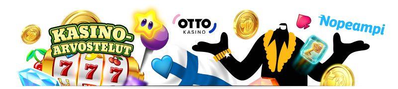 Lue rehelliset arvostelut ja pelaajien palaute, ja löydä oikea nettikasino ja bonus vain minuuteissa Suomen parhaalta kasinoarvostelusivustolta.