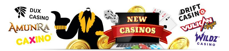 Find a new online casino and compare it with the best in the industry. It's a sure way to finding your next favorite all new no deposit casino.
