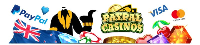 PayPal Casinos for New Zealand Players 2021