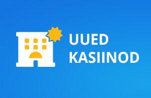 uued eesti online kasiinood