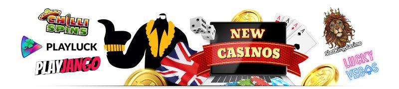 Find a new online casino and compare it with the best in the industry. It's a sure way to finding your next favourite all new no deposit casino UK.