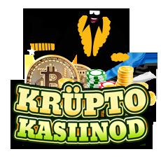 Krüptokasiino pakub võimalust Eesti online kasiinodes Bitcoiniga mängida