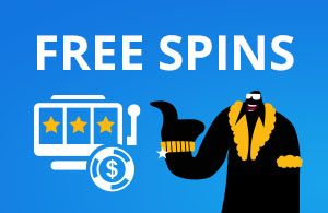 free spins today