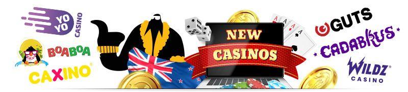 New Zealand New Online Casinos 2021
