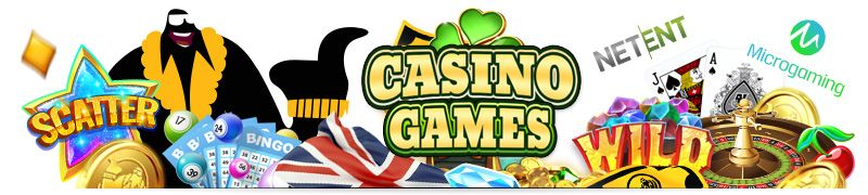 Different kind of online casino games
