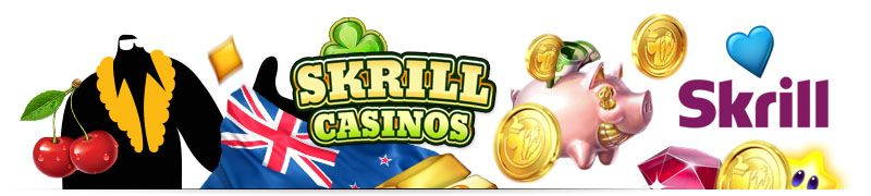 New Zealand's best casino sites for Skrill deposits
