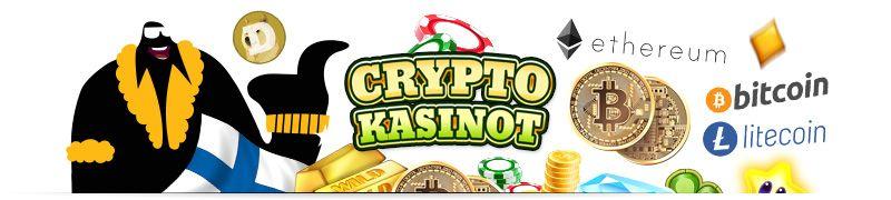 Krypto kasinot toimivat kryptovaluutoilla kuten bitcoin, ethereum, tether, litecoin