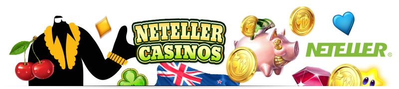 Best Neteller Online Casinos in New Zealand 2021