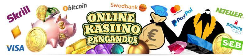 Kõik Mobiili Casinod, kus kehtib maksevahendina Internet Banking