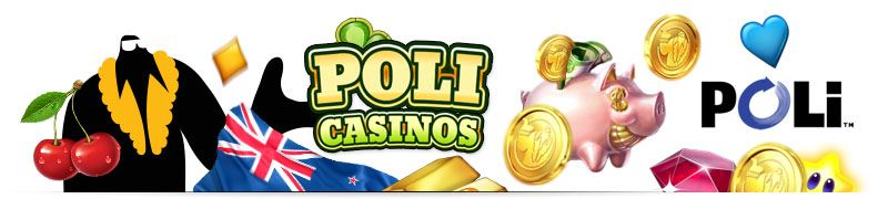 New Zealand Casinos that Accept Deposit with POLi