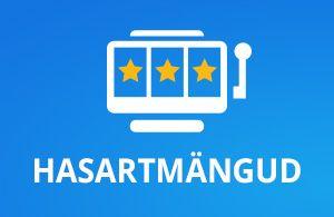 Hasartmängud Eestis - parimad mängukohad internetis