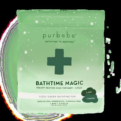 Bathtime Magic