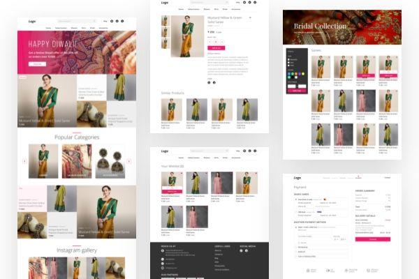 Fashion eComm Template